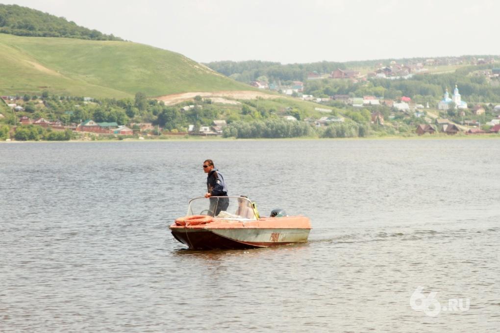 С необитаемого острова на разлившейся Чусовой спасли трех человек