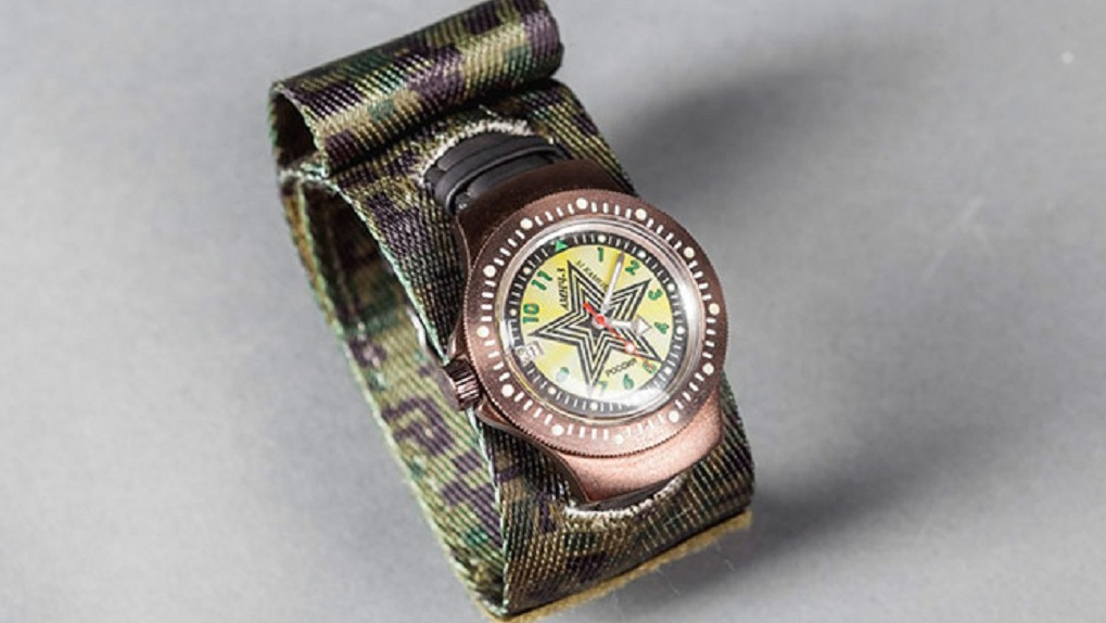 Всостав экипировки «Ратник» включили противоядерные часы