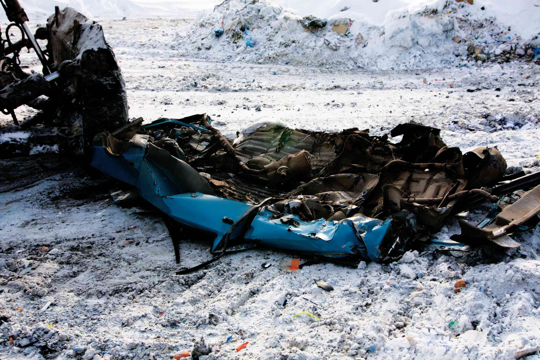 С пробуксовкой: программа утилизации в Екатеринбурге стартовала. Кое-как