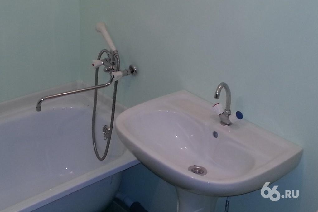 Паника на воде: кто и где вчера не мог помыть руки в Екатеринбурге