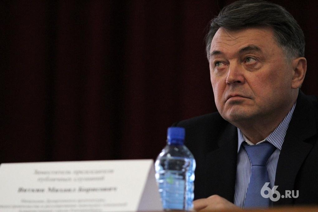 Якоб подписал. Главный архитектор Екатеринбурга официально ушел в отставку