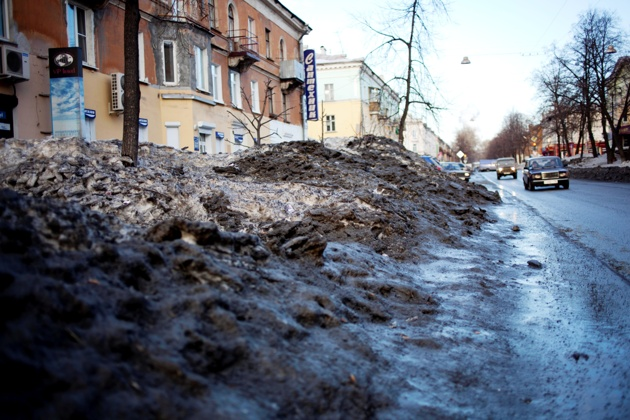 Весне дорогу! В праздники в Екатеринбурге будет плюсовая температура