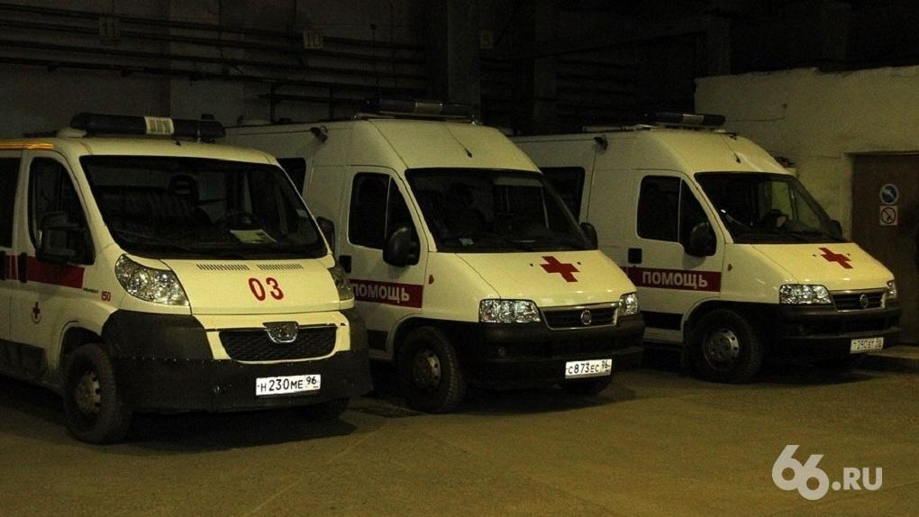 ВСвердловской области медсотрудники «Скорой» отказались спасать девушку