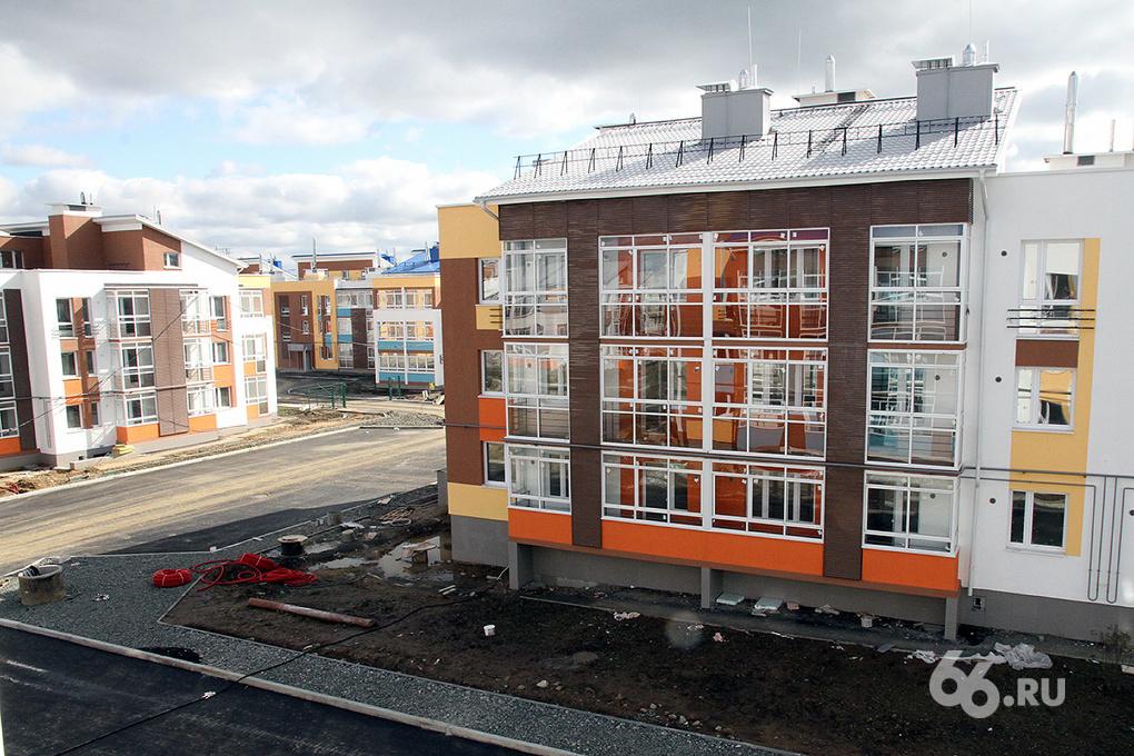 10 главных строек 2014. Малоэтажных районов станет больше