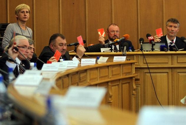 Екатеринбургская городская дума окончательно приняла дырявый бюджет на следующий год