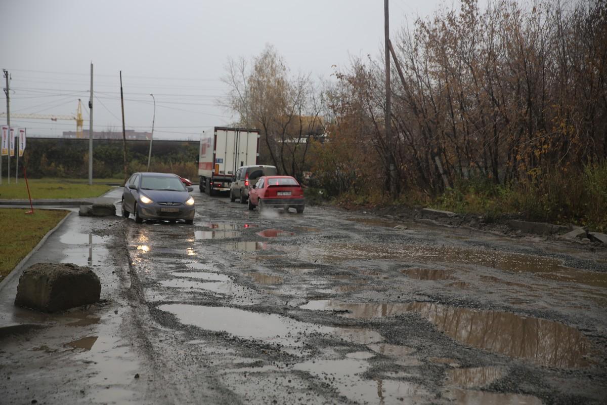 Отписались: ГИБДД переложила ремонт Селькоровской на жильцов несуществующих домов