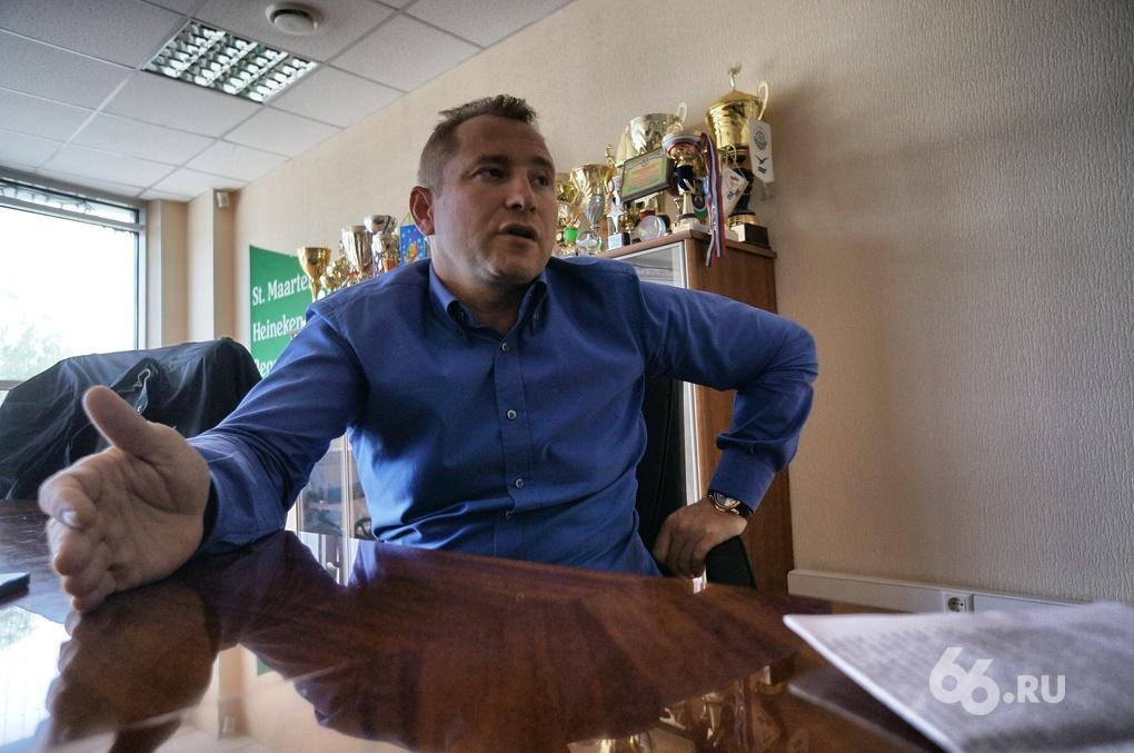Вячеслав Брозовский: «Администрация губернатора никогда не сможет победить команду мэрии»