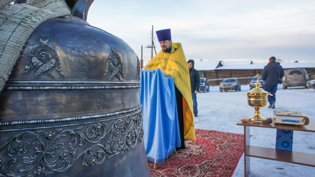 Рождественский маршрут. 66.ru пробил 17,5 км лыжни по руслу Сысерти