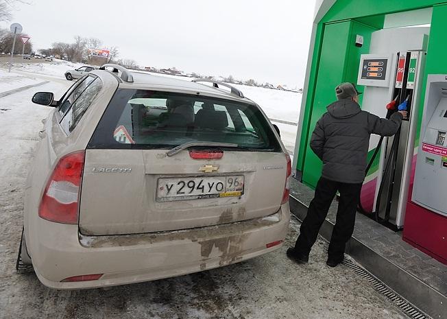 Мониторинг 66.ru: бензин дорожает везде, солярка — точечно
