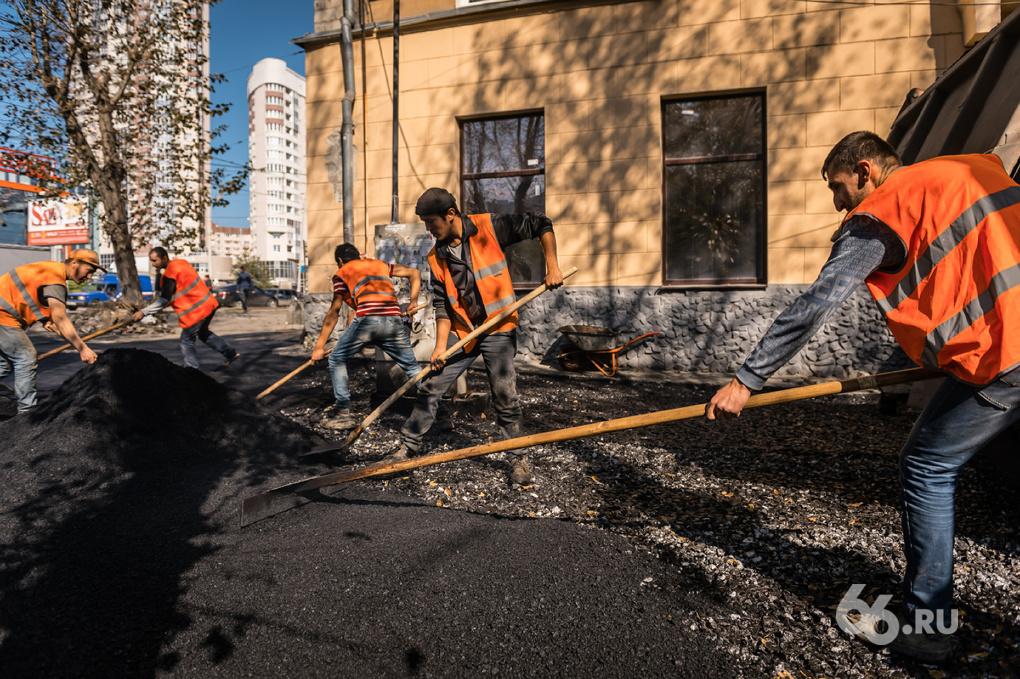 Калинина закрывают на две недели на ремонт теплотрассы