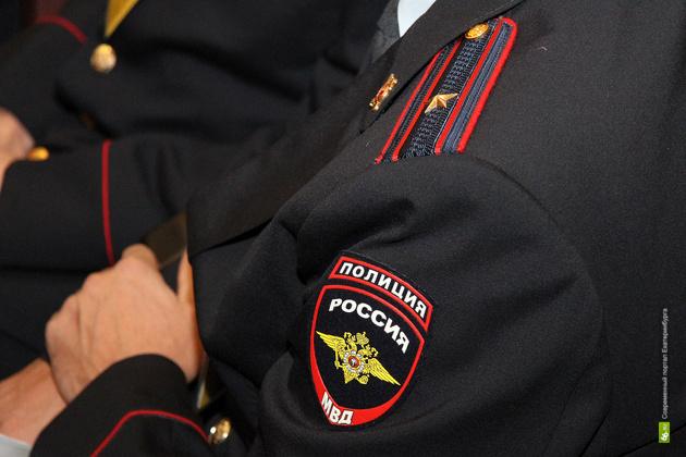 В отношении полицейского из Серова начата служебная проверка