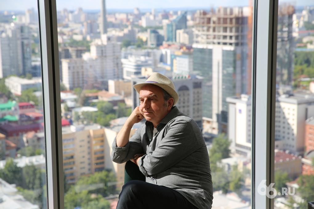 Владимир Шахрин: «В Екатеринбурге не осталось старого города»