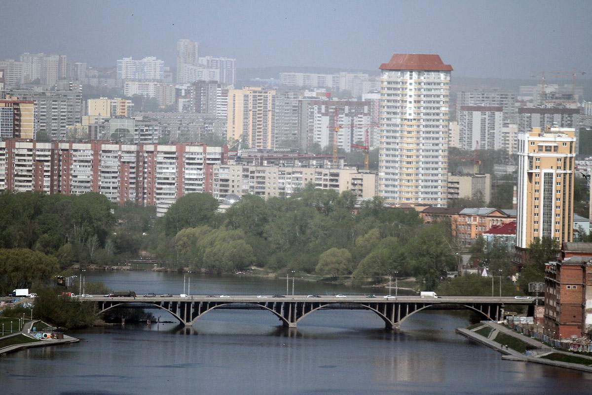 Екатеринбург не получит федеральных денег на празднование 300-летия