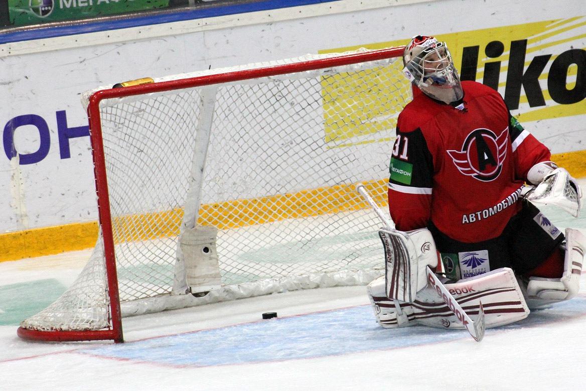 «Автомобилист» продул последний матч чемпионата КХЛ