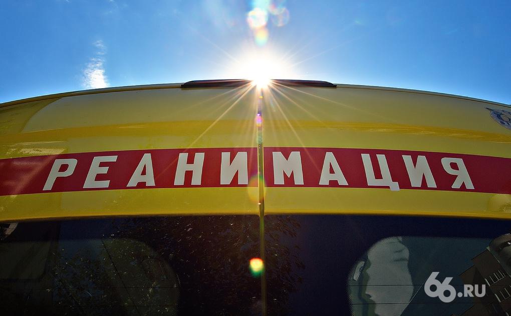 В Каменске ВАЗ врезался в микроавтобус. Пострадали 8 человек