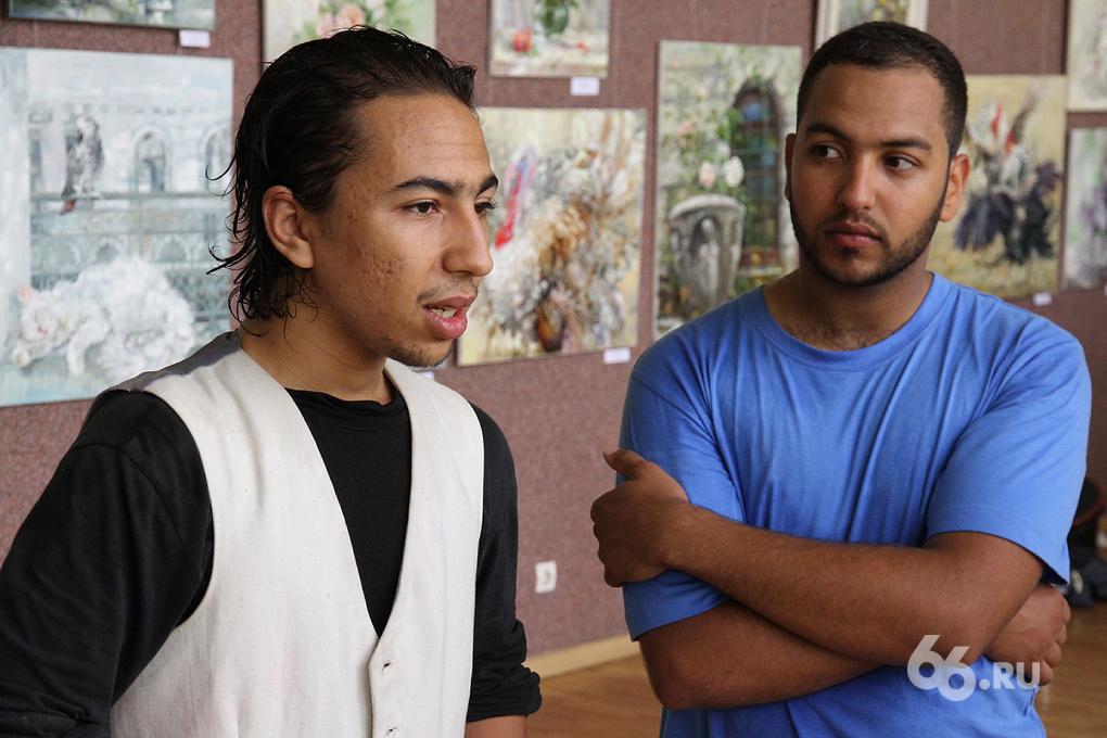 Актерам из Марокко пришлось менять спектакль из-за потерянного в Екатеринбурге багажа