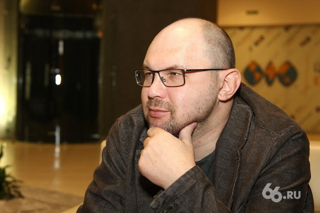 Писатель Алексей Иванов напишет текст для «Тотального диктанта»