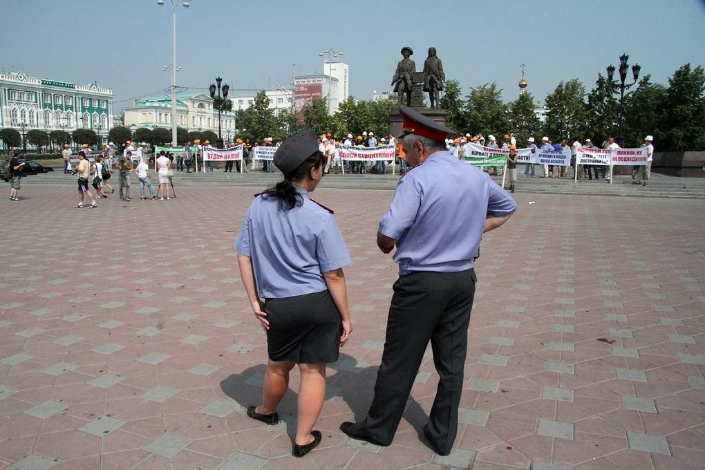 Рейтинг 66.ru: свердловские полицейские берут больше взяток, чем чиновники