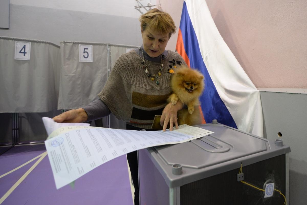 Путин вернул графу «против всех» на местных выборах