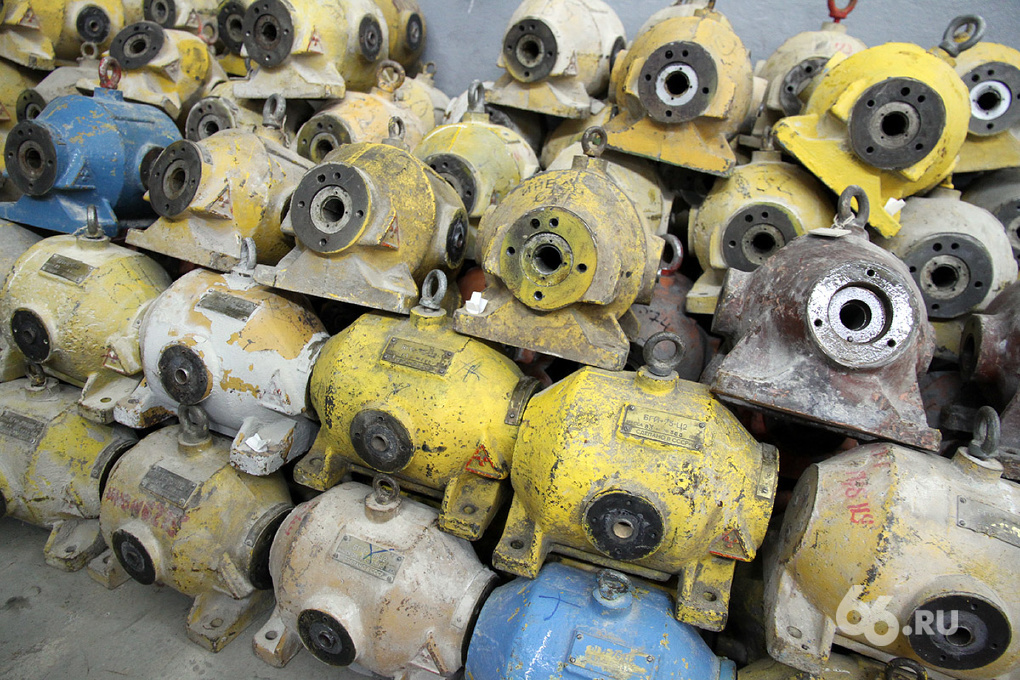 Как это устроено: радиоактивное хранилище под Екатеринбургом