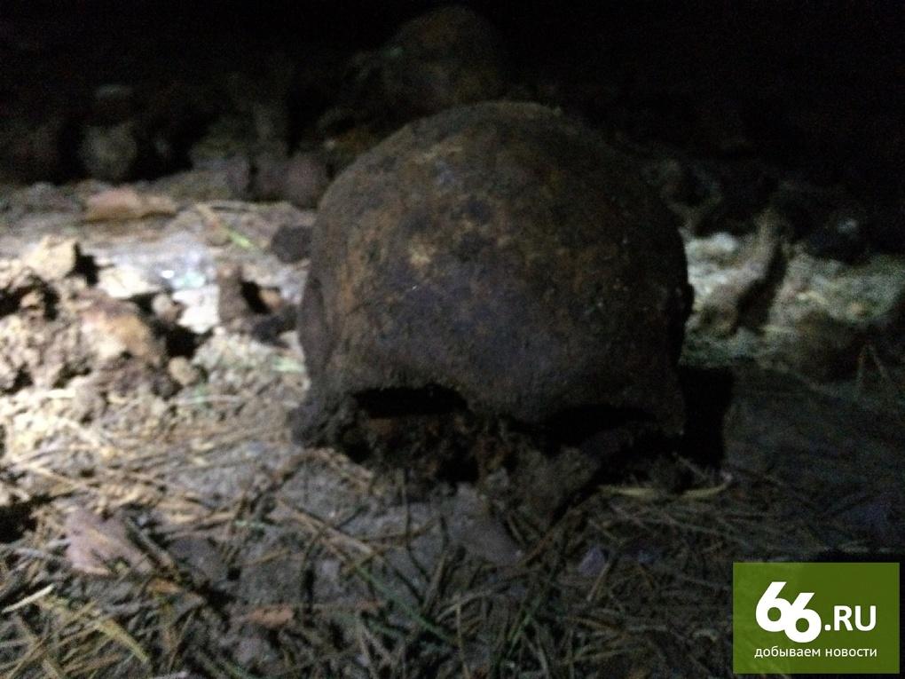Криминалисты восстановили внешность мужчин, чьи скелеты нашли на Уралмаше