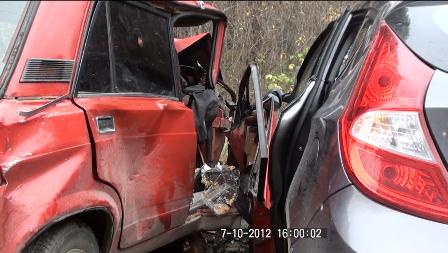 В ДТП под Верхней Пышмой погиб пассажир иномарки
