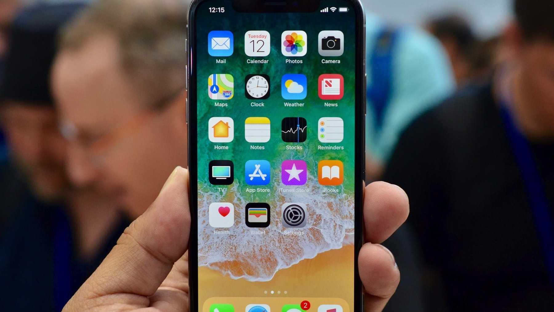 Юзеры iPhone Xначали плакаться натреск вдинамике