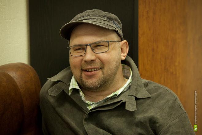 Алексей Иванов рассказал про проект о Екатеринбурге 90-х: «Будет ровно 100 новелл»