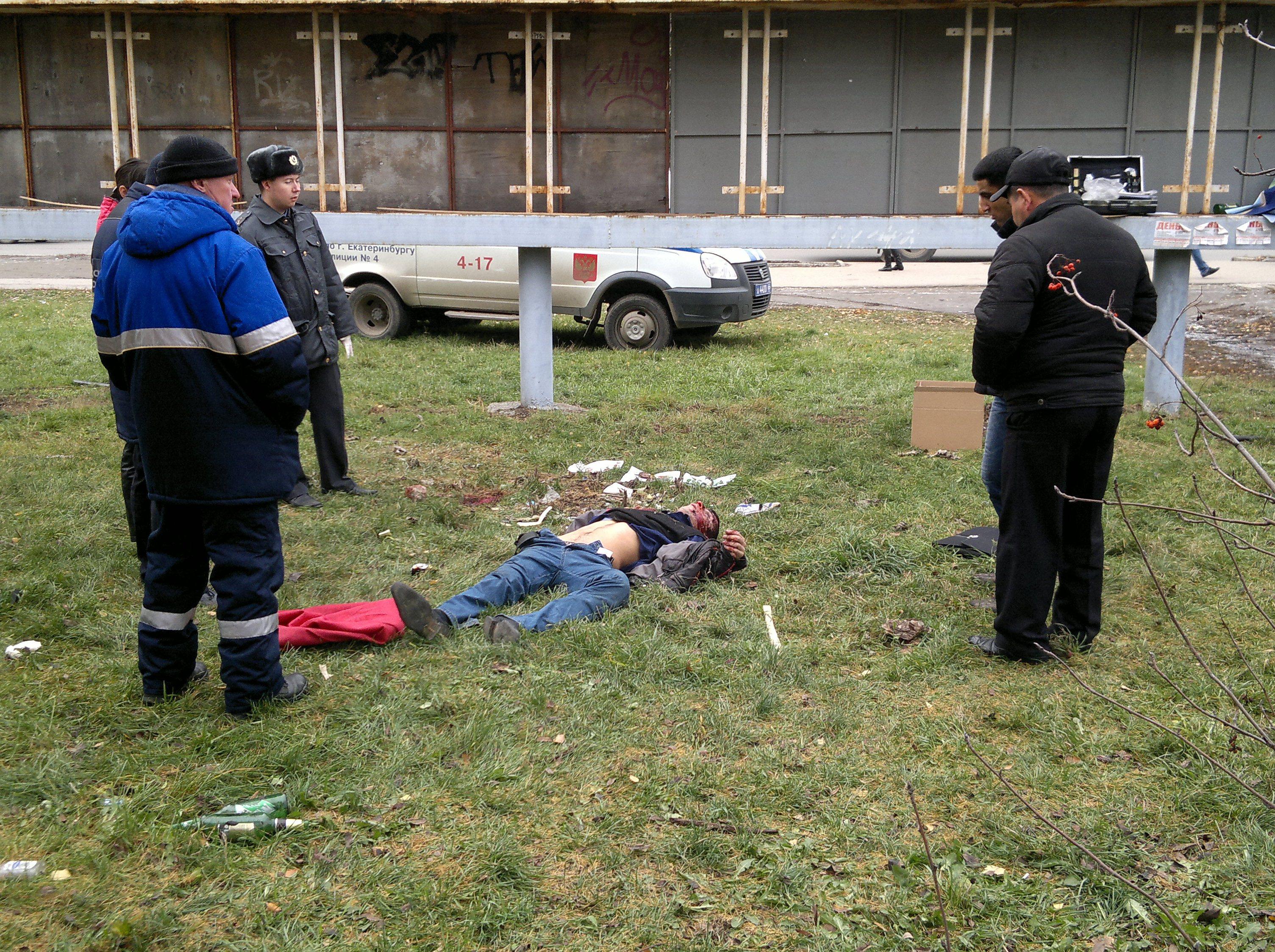 В Юго-Западном районе нашли до смерти забитого кавказца