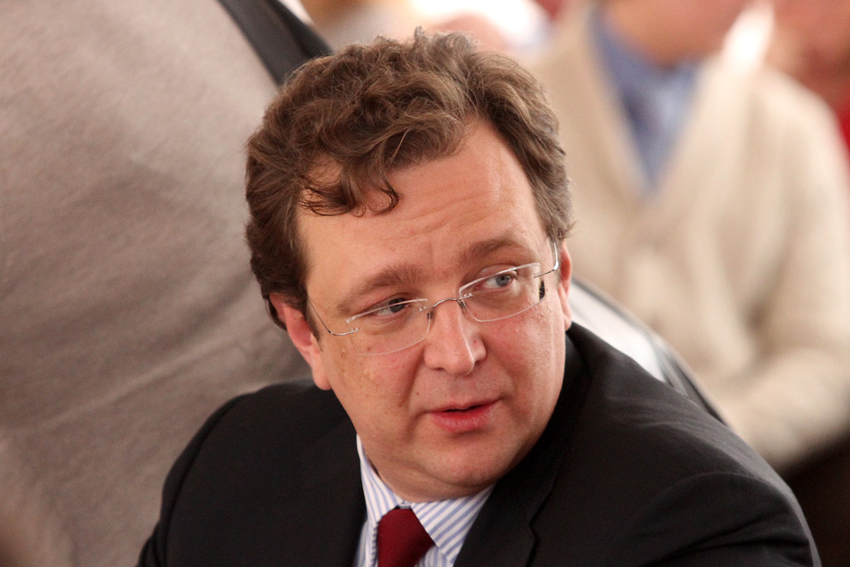 Рокировочка: губернатор сменил главного по идеологии
