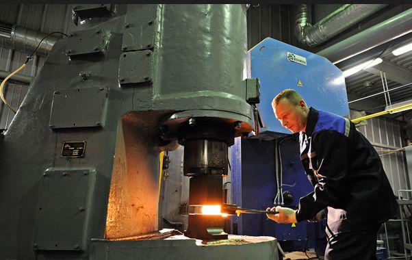 Кризис нипочем: свердловские заводы подняли промышленность региона на 0,8%