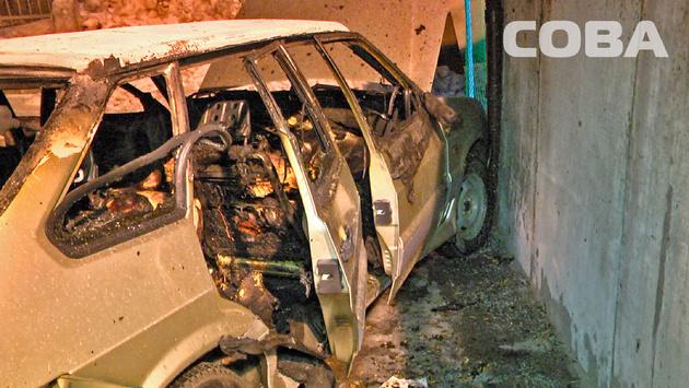 Сыщики поймали злодеев, которые убили и сожгли таксиста в Асбестовском переулке