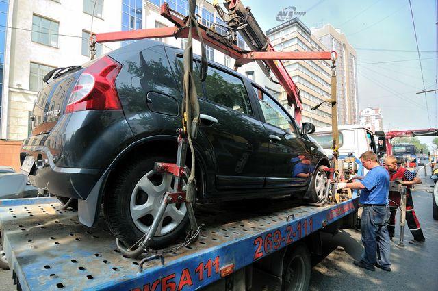 Депутаты хотят смягчить штрафы за неправильную парковку