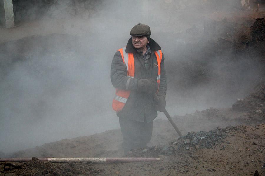 Более 20 километров теплосетей заменят в Екатеринбурге в 2013 году