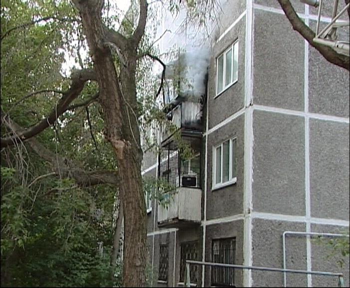На Пальмиро Тольятти наркоманы чуть не спалили многоэтажный дом