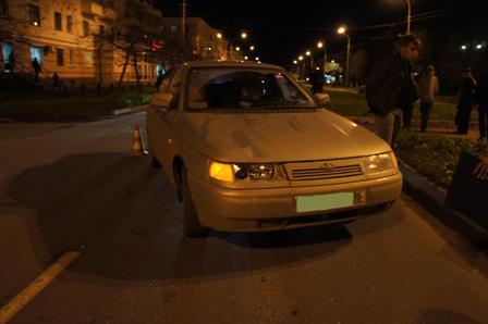 Свердловские водители сбили трех маленьких пешеходов