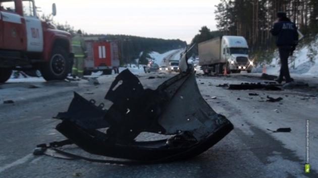 Рейтинг убитых дорог: Свердловская область в тревожной зоне