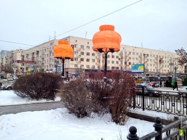 Абажуры Тимофея Ради вновь исчезли из Екатеринбурга