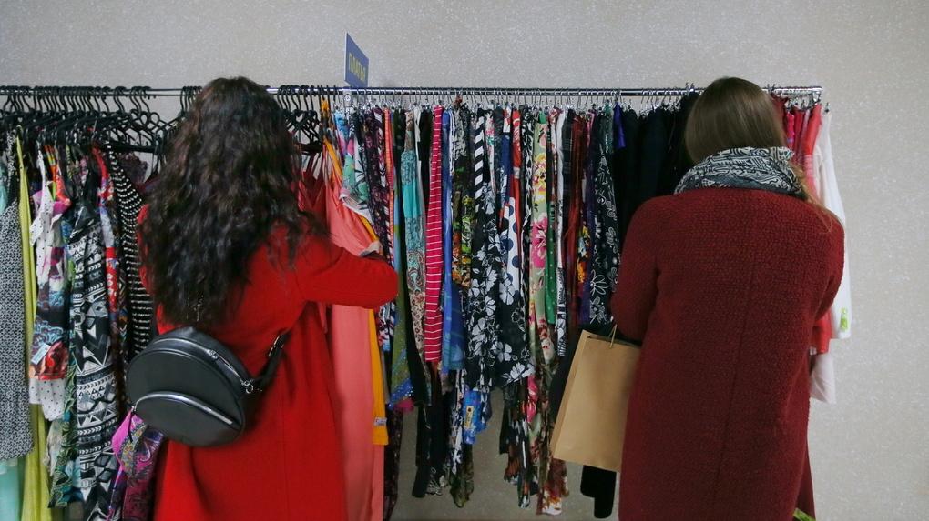 Краш-тест стилиста: как одеться в секонд-хенде на полторы тысячи рублей
