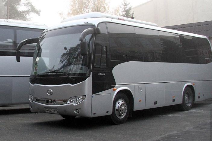 66 часов в пути: открывается автобусный рейс из Екатеринбурга в Грузию