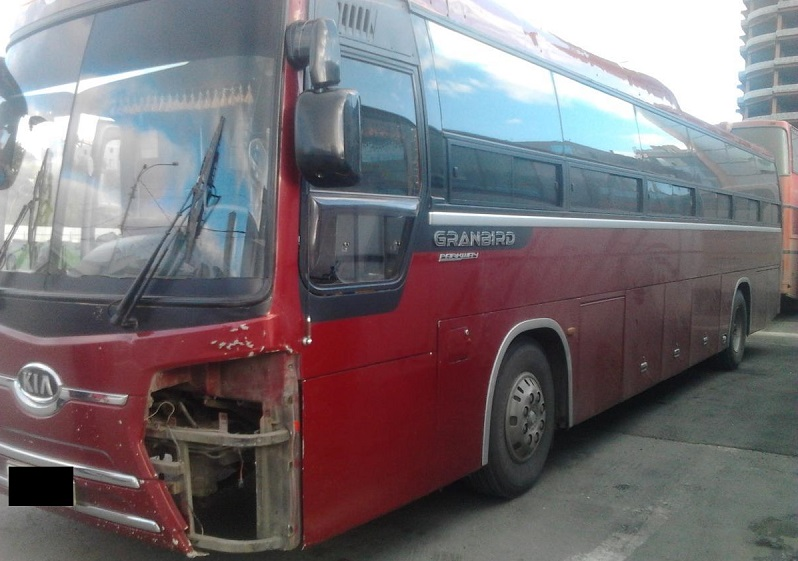 Пешеход, сбитый автобусом под Кушвой, был жив еще несколько часов
