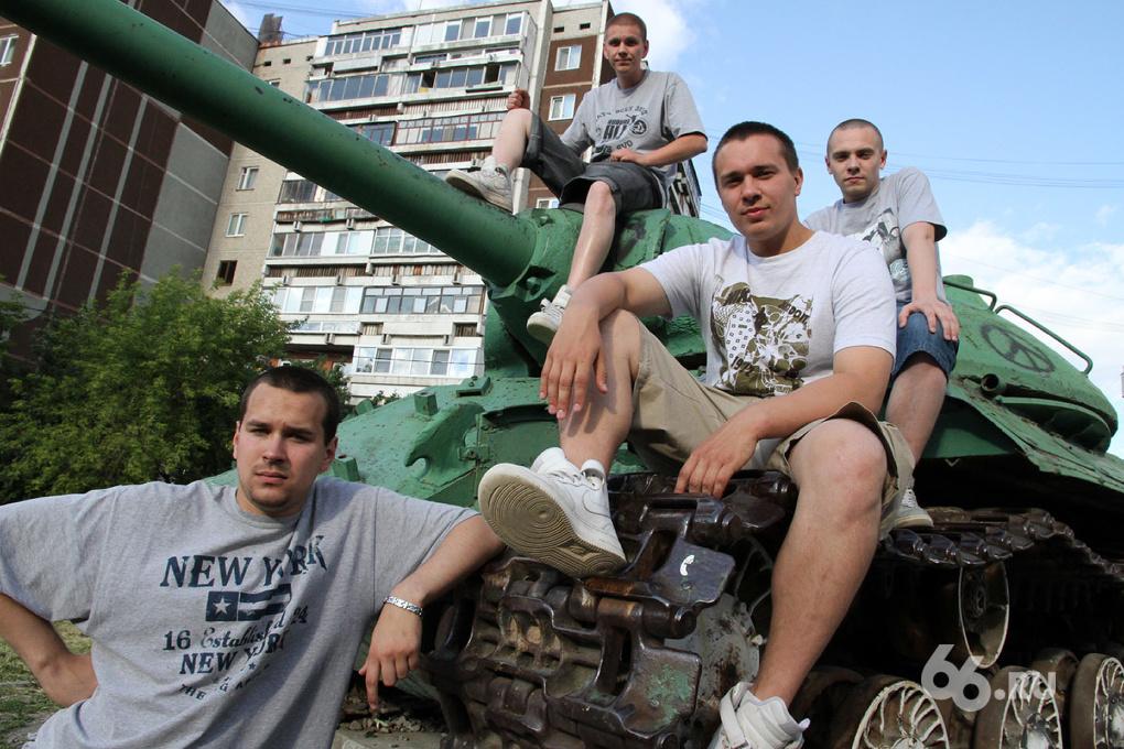 Рэп на районе. Разговоры о жизни в цитадели уральского хип-хопа
