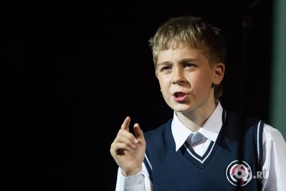 Шестиклассник из Ирбита выиграл во всероссийском конкурсе чтецов