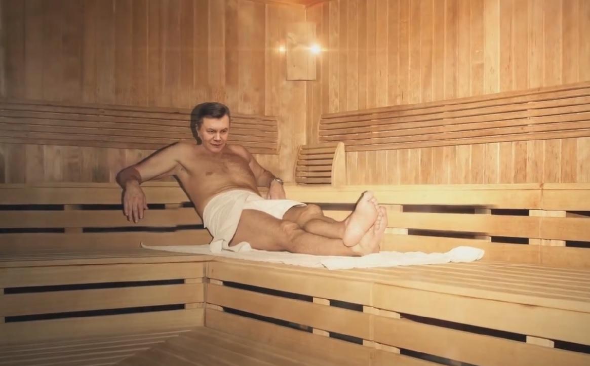 Екатеринбургский отель «Рамада» завлекает постояльцев беглым Януковичем