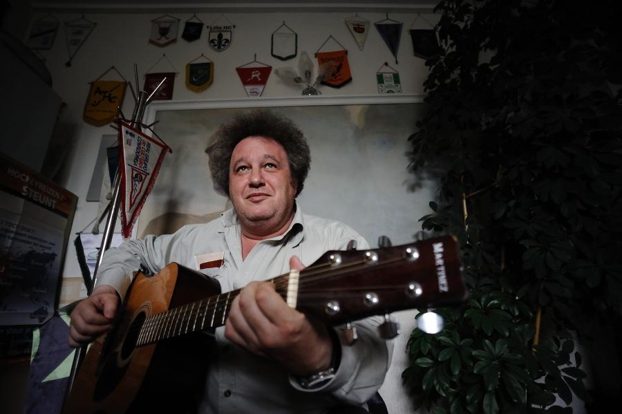 Евгений Горенбург: «Я не министр, я рок-звезда!»