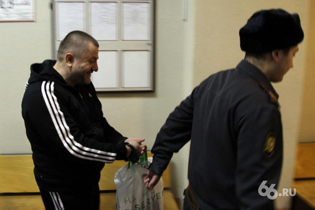 Евгений Маленкин не смог обжаловать решение суда: его увезли в больницу