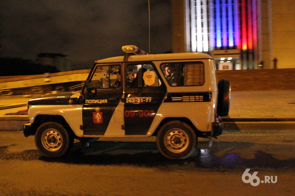 В екатеринбургском офисе «борцов с терроризмом» прошли обыски