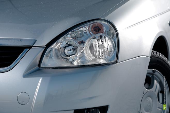 «АвтоВАЗ» обновит дизайн Lada Priora