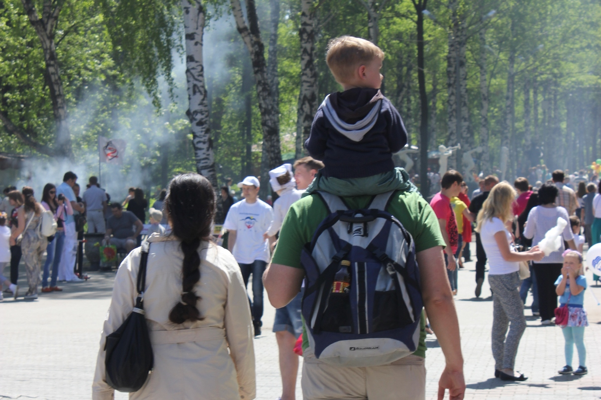Репортаж 66.ru: от чего защищали детей 1 июня