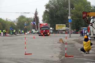 Площадь Пятилетки перекроют в субботу